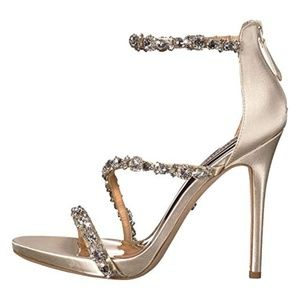 Badgley Mischka Quest High Heels - BRAND NEW